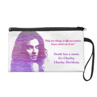 Charley Davidson Bagettes Bag Wristlet Clutches