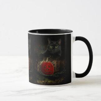 Charlie and His Magical Pumpkin Mug