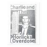 Charlie and the Horlicks Overdose - The Postcard 2
