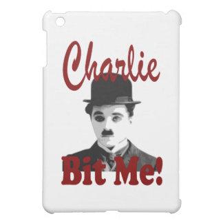 Charlie Bit Me iPad Mini Cover