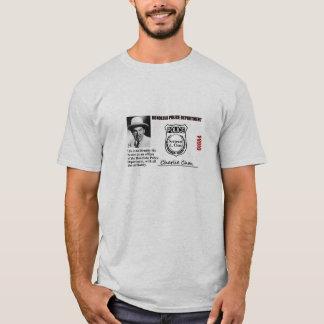 Charlie Chan Police ID T-Shirt