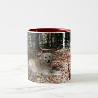 Charlie - Fall Two-Tone Coffee Mug