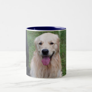Charlie Two-Tone Coffee Mug