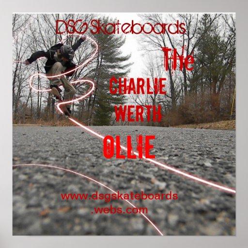 Charlie ollie poster