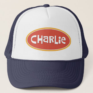 Charlie Personalized Cap