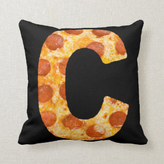 Charlie Pizza Cushion