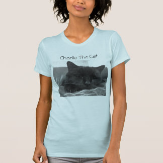Charlie The Cat Tshirt