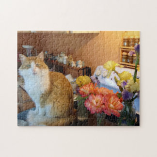 Charlie the Flower Child Puzzles
