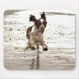 Charlie The Springer Mouse Pad