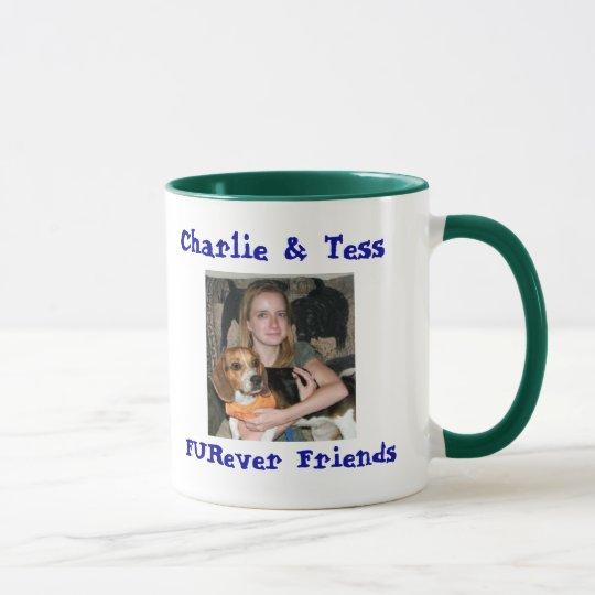 CharlieTess copy, Charliecopy, Charlie & Tess, ... Mug