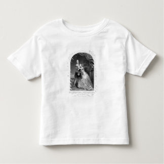 Charlotte and Susan Cushman as Romeo and Juliet, A Toddler T-Shirt