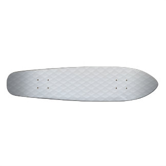 Charlotte Blue-Baby Princess Blue-Diamond Quilted Skateboard