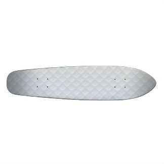 Charlotte Blue-Baby Princess Blue-Square Quilted Skate Boards