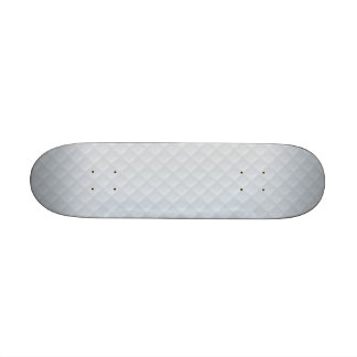 Charlotte Blue-Baby Princess Blue-Square Quilted 18.1 Cm Old School Skateboard Deck