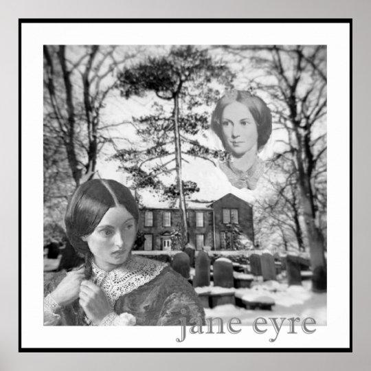 Charlotte Bronte has her eye on Jane Eyre