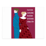 "Charlotte Bronte ""Jane Eyre"" gift with quote"