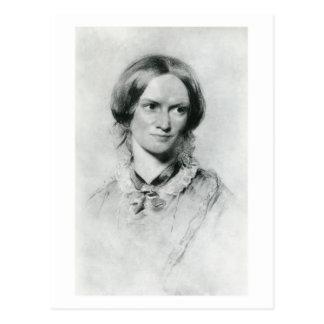 Charlotte Brontë portrait by George Richmond Postcards