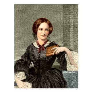 Charlotte Brontë Postcard