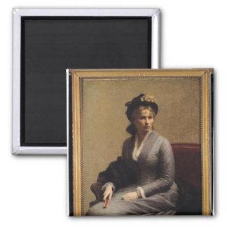 Charlotte Dubourg  1882 Magnet
