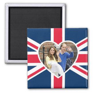 Charlotte Elizabeth Diana - British Will Kate Magnet