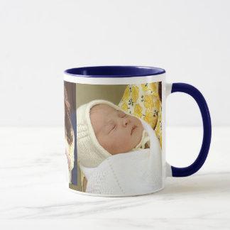 Charlotte Elizabeth Diana - British Will Kate Mug