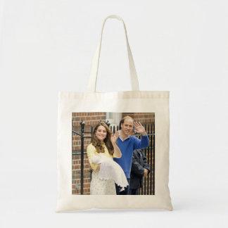 Charlotte Elizabeth Diana - British Will Kate Tote Bag