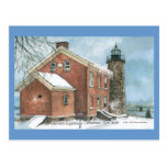 Charlotte Lighthouse Postcard