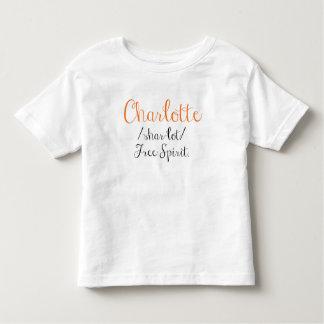 Charlotte Name Definition Shirt