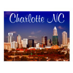 Charlotte NC Post Cards