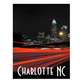 Charlotte NC Postcards