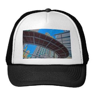charlotte nc queen city trucker hat