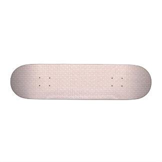 Charlotte Pink-Baby Princess Pink-Burlap Pillow Skate Board Decks