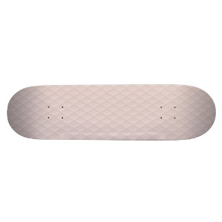 Charlotte Pink-Baby Princess Pink-Diamond Quilted Skateboard