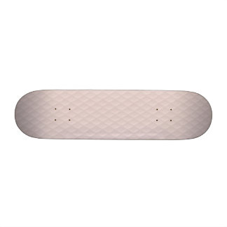 Charlotte Pink-Baby Princess Pink-Diamond Quilted Custom Skate Board