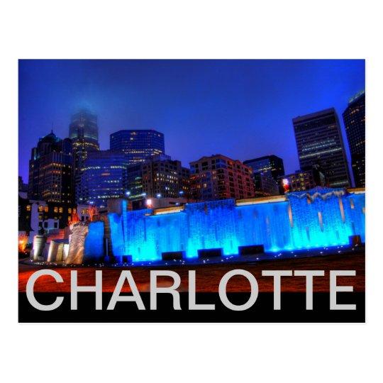 Charlotte Postcard