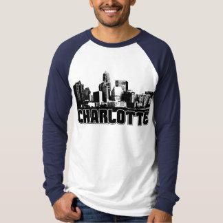 Charlotte Skyline T-Shirt