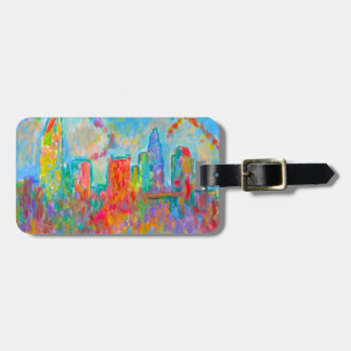 Charlotte Spiral Luggage Tags