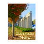 Charlottesville Virginia Postcard