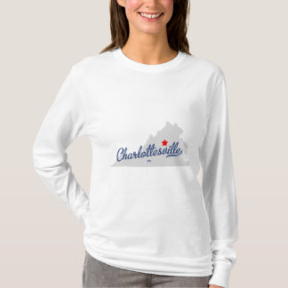 Charlottesville Virginia VA Shirt