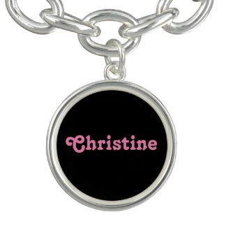 Charm Bracelet Christine