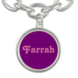 Charm Bracelet Farrah