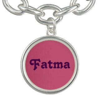 Charm Bracelet Fatma