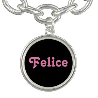 Charm Bracelet Felice