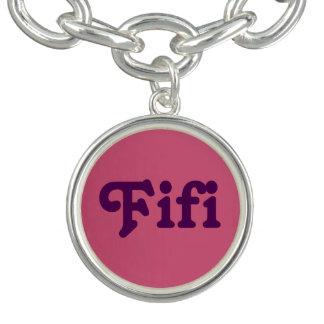 Charm Bracelet Fifi
