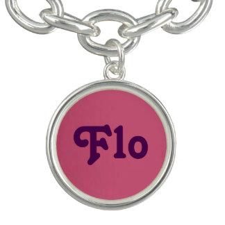 Charm Bracelet Flo