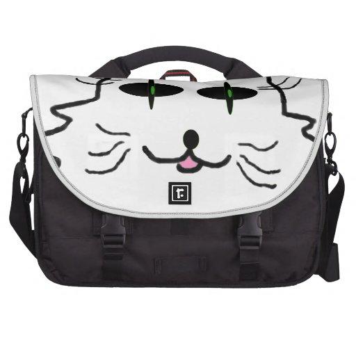 Charm Cat Design Bag For Laptop
