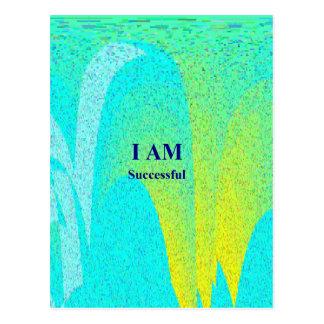 Charm - I AM Succesful.png Postcards