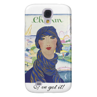 Charm: I've got it!: Fashion Face Case Galaxy S4 Case