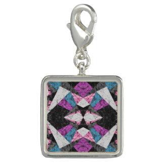 Charm Marble Geometric Background G438