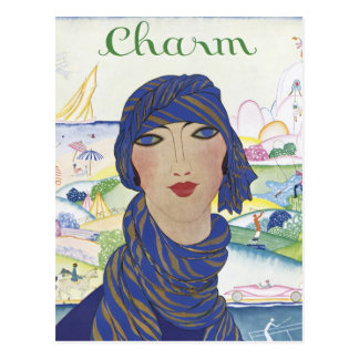 Charm Postcard